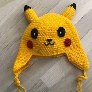 Other - Pokémon crotchet knit hat NWOT